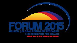 COHRED Forum 2015